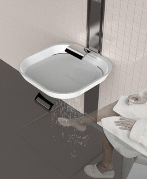 洗手台这样设计,还要淋浴头干啥!_9