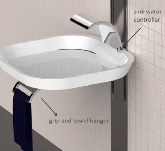 洗手台这样设计,还要淋浴头干啥!_6