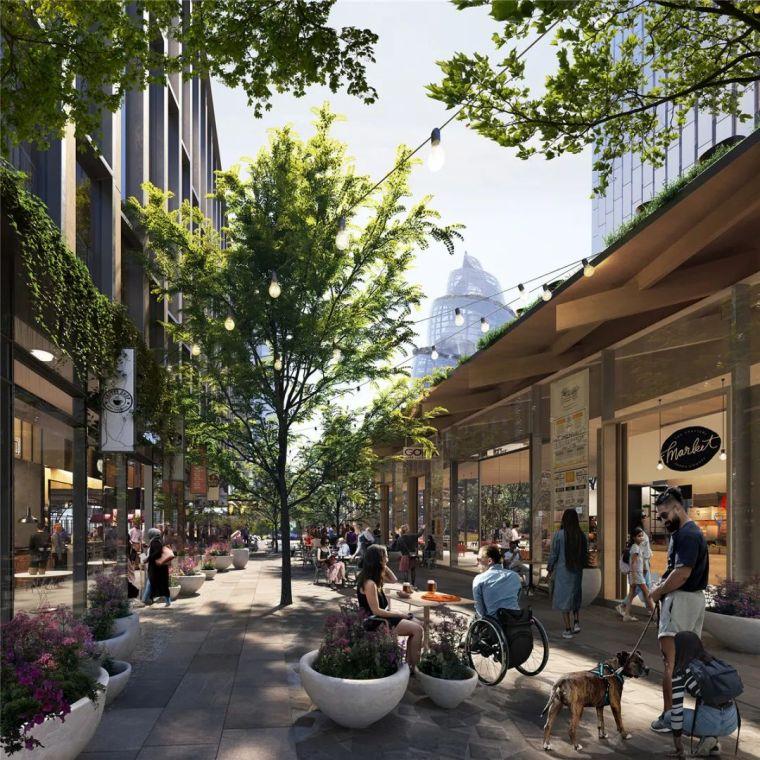 亚马逊新总部大楼方案问世,巨吸睛!_13