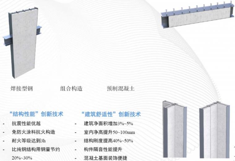 预制混凝土构件在钢结构项目中的应用_40