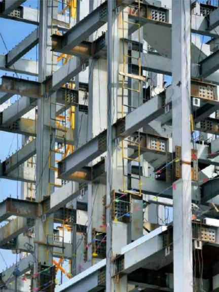预制混凝土构件在钢结构项目中的应用_39