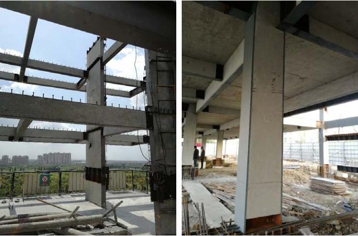 预制混凝土构件在钢结构项目中的应用_41