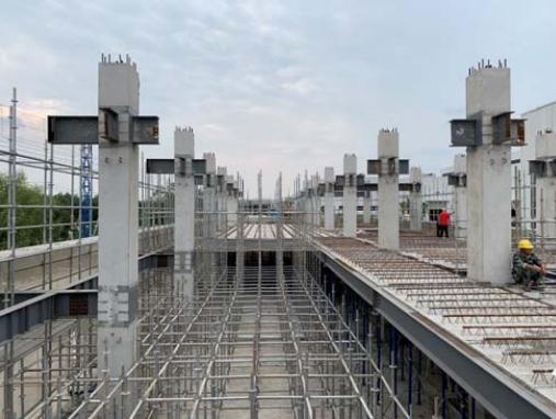预制混凝土构件在钢结构项目中的应用_44