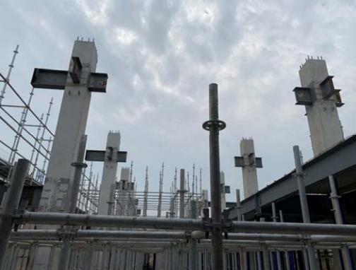 预制混凝土构件在钢结构项目中的应用_45
