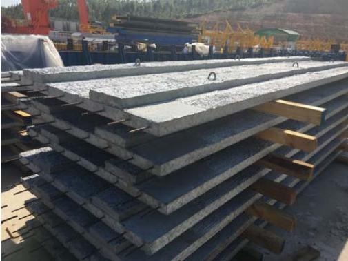预制混凝土构件在钢结构项目中的应用_87