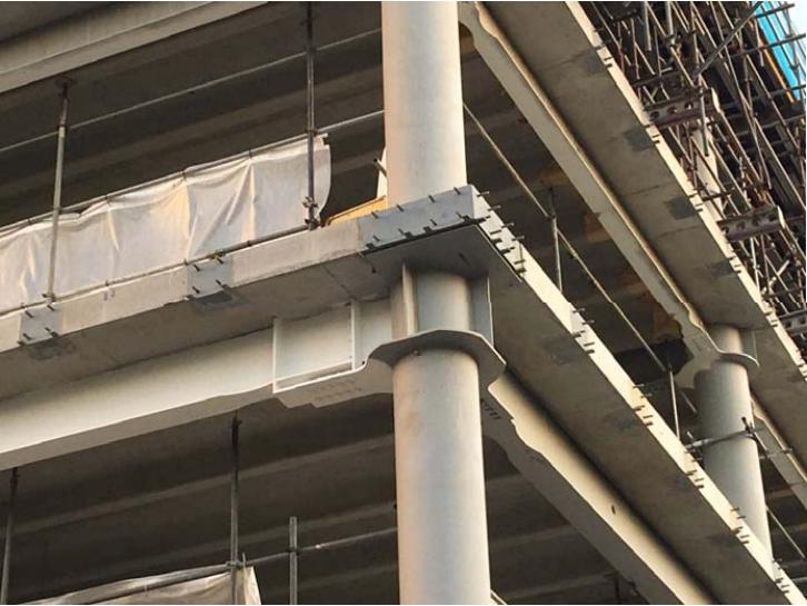 预制混凝土构件在钢结构项目中的应用_79