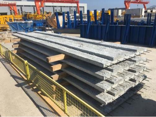预制混凝土构件在钢结构项目中的应用_85