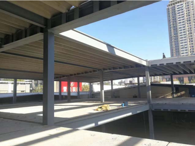 预制混凝土构件在钢结构项目中的应用_95
