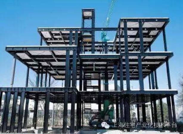 预制混凝土构件在钢结构项目中的应用_50