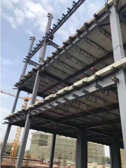 预制混凝土构件在钢结构项目中的应用_93
