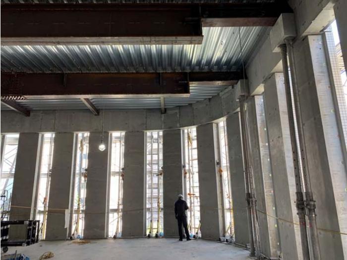 预制混凝土构件在钢结构项目中的应用_10