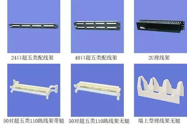 综合布线工程常用设备材料及施工注意事项_19