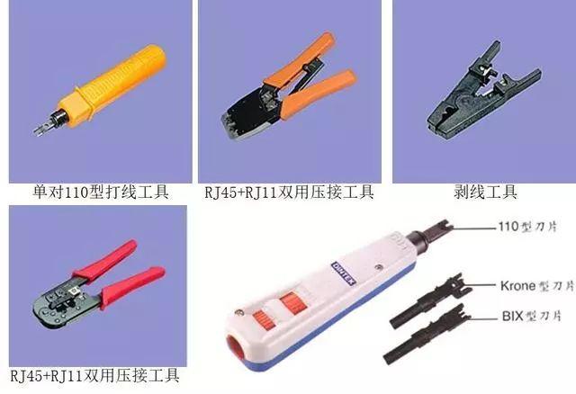 综合布线工程常用设备材料及施工注意事项_20