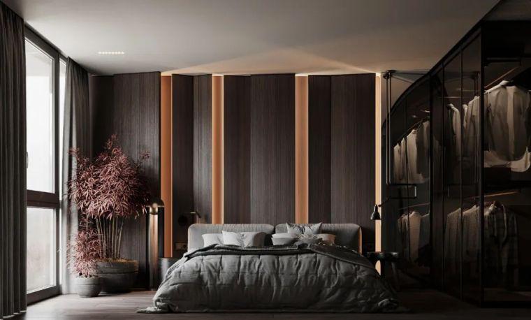 2021最新卧室设计|80款_35