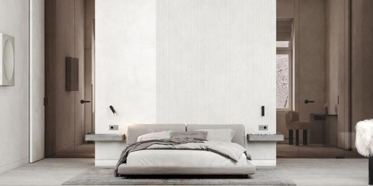2021最新卧室设计|80款_38
