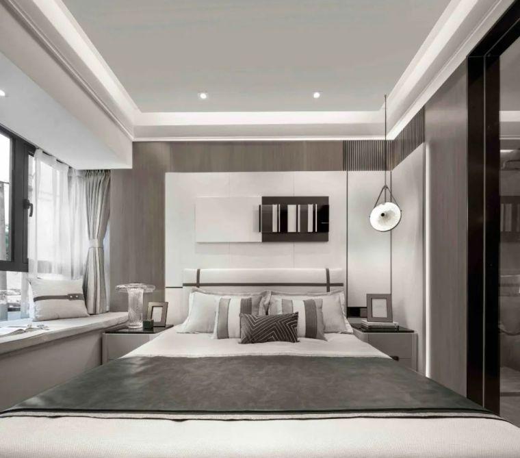 2021最新卧室设计|80款_36