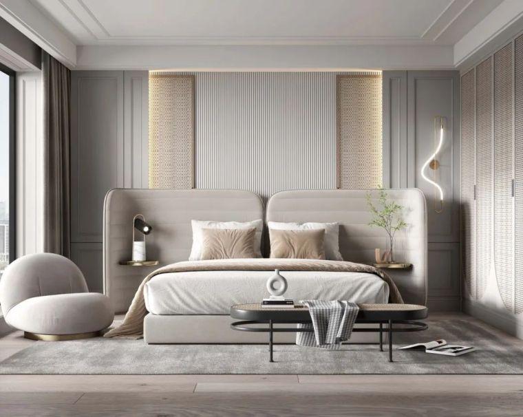 2021最新卧室设计|80款_64