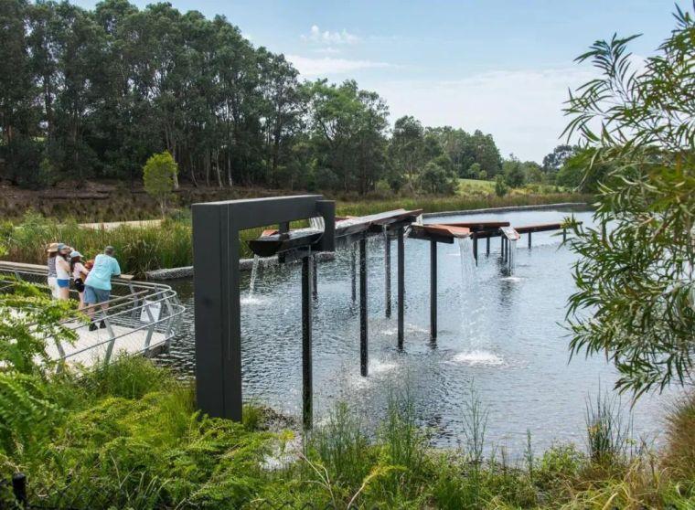 悉尼最大雨水收集项目,用途广泛_4