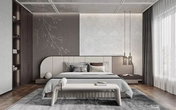 2021最新卧室设计|80款_68