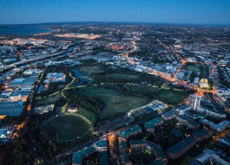 悉尼最大雨水收集项目,用途广泛_9