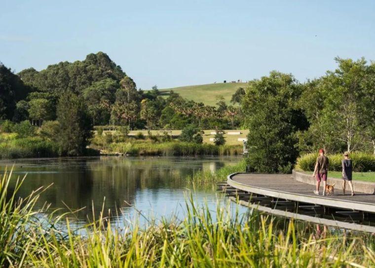 悉尼最大雨水收集项目,用途广泛_7