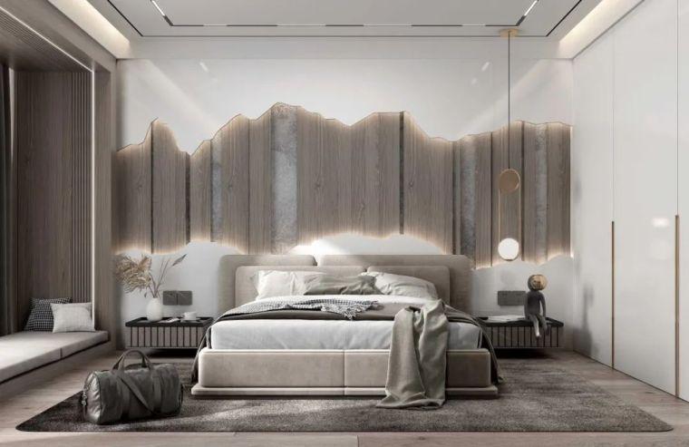 2021最新卧室设计|80款_74