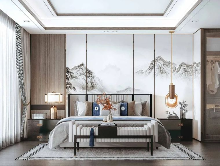 2021最新卧室设计|80款_77
