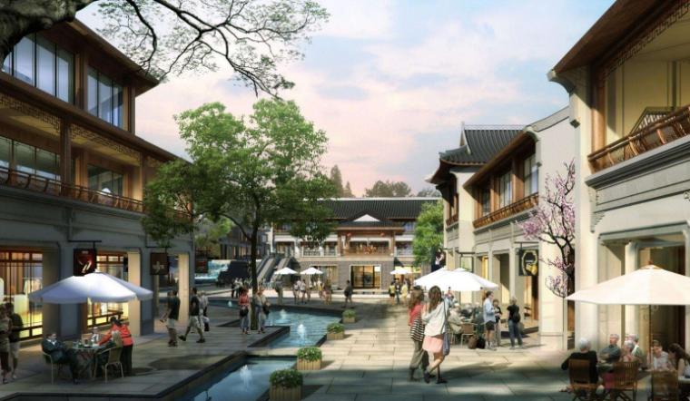 [浙江]滨河湿地度假养生小镇规划设计2017_5