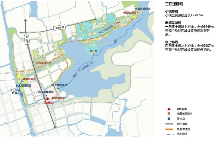 [浙江]滨河湿地度假养生小镇规划设计2017_7