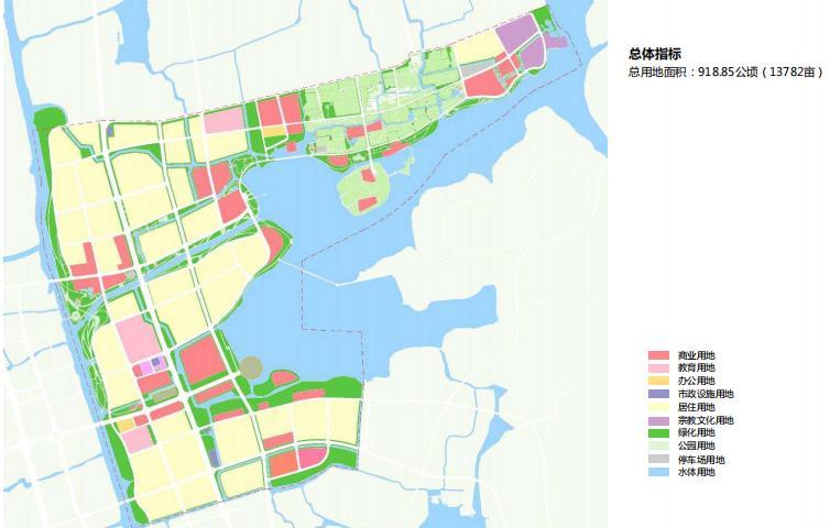 [浙江]滨河湿地度假养生小镇规划设计2017_8