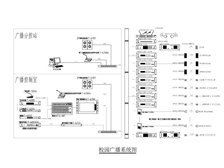 [广东]行政办公楼电气图纸(含防雷接地做法)_5