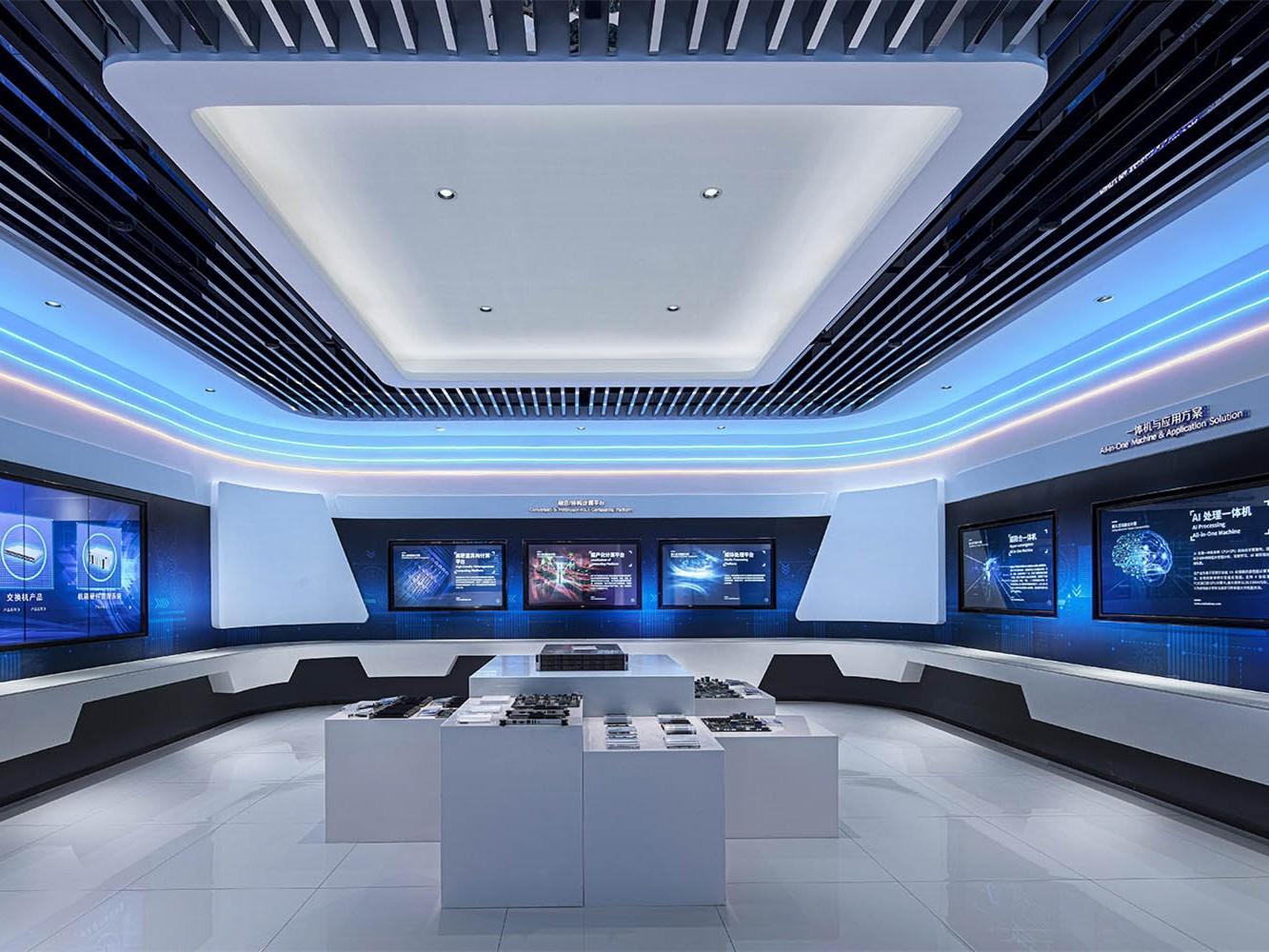 上海恒为科技股份有限公司办公空间