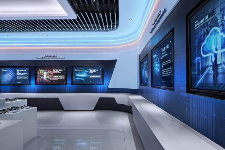上海恒为科技股份有限公司办公空间_9