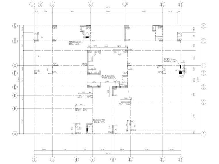 [广西]18层剪力墙结构住宅楼结施2017(含建)_2