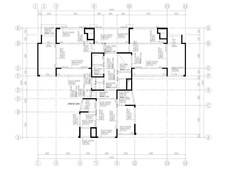 [广西]18层剪力墙结构住宅楼结施2017(含建)_1