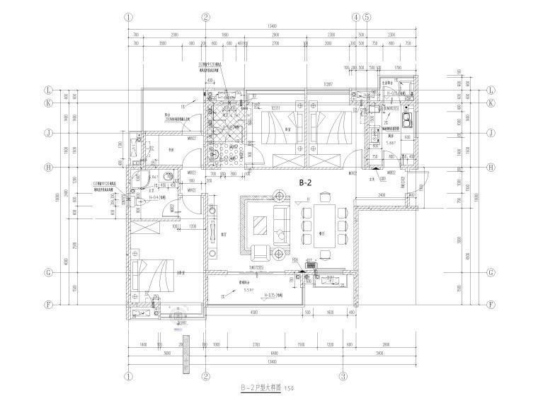 [广西]18层剪力墙结构住宅楼结施2017(含建)_4