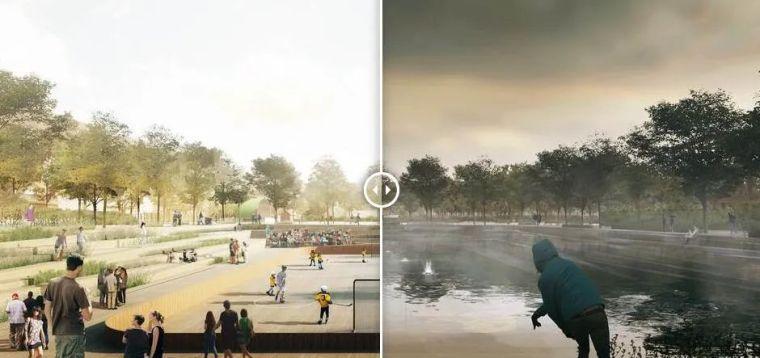 悉尼最大雨水收集项目,用途广泛_32