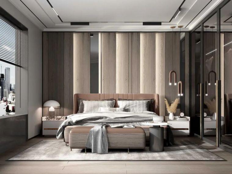 2021最新卧室设计|80款_43