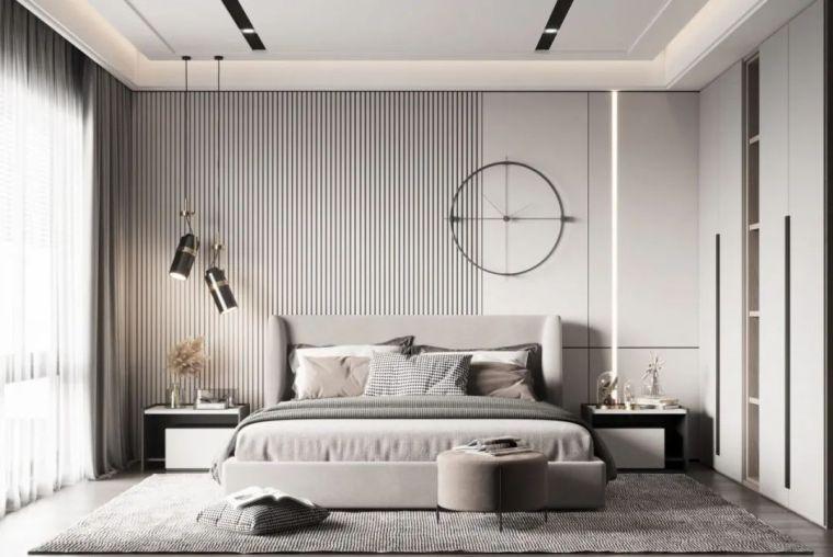2021最新卧室设计|80款_45