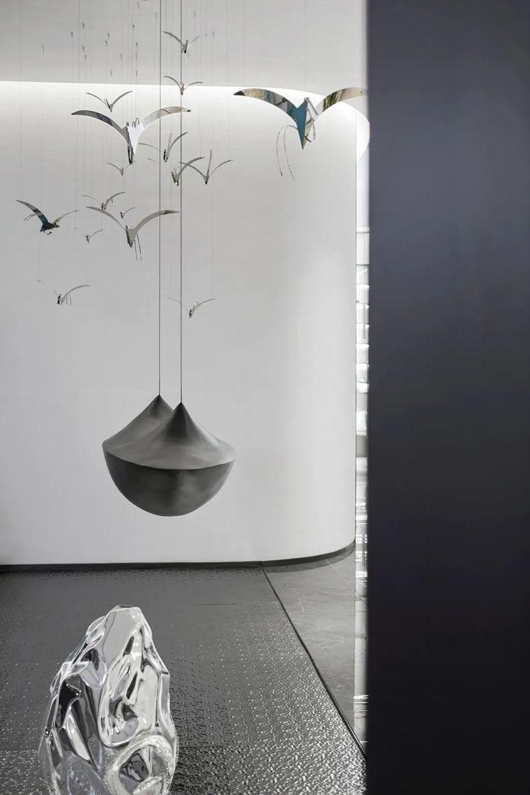 现代、简约、柔美、流畅,塑造空间品质感_7