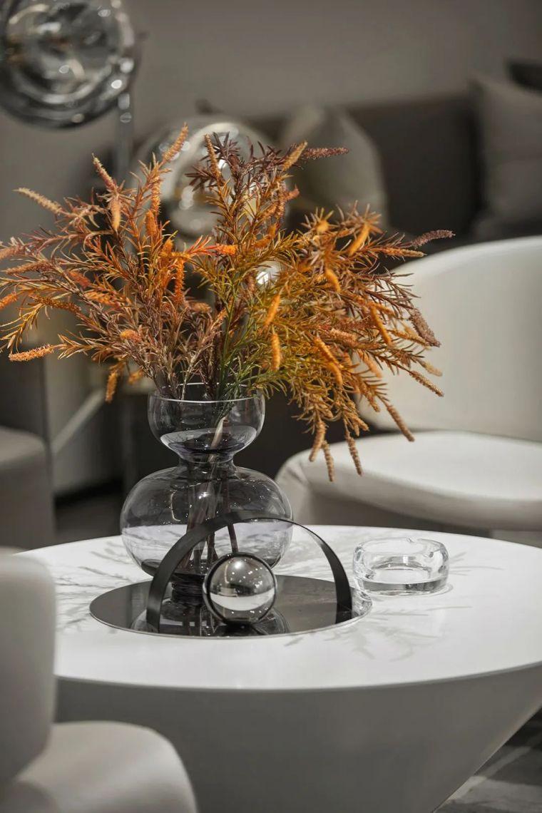 现代、简约、柔美、流畅,塑造空间品质感_18
