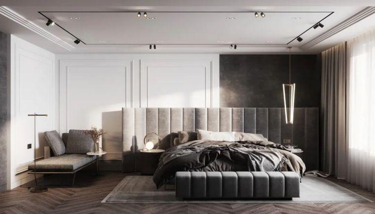 2021最新卧室设计|80款_47