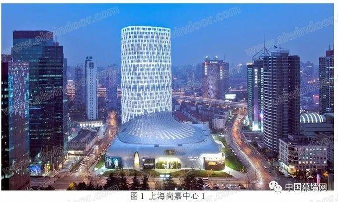 上海建筑幕墙的现状与发展_1