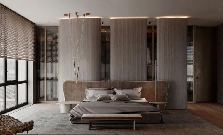 2021最新卧室设计|80款_1