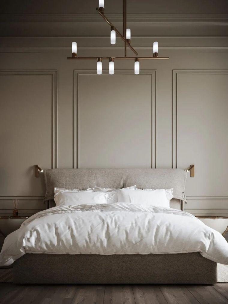 2021最新卧室设计|80款_49