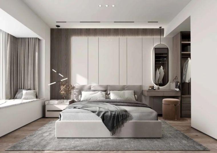 2021最新卧室设计|80款_4