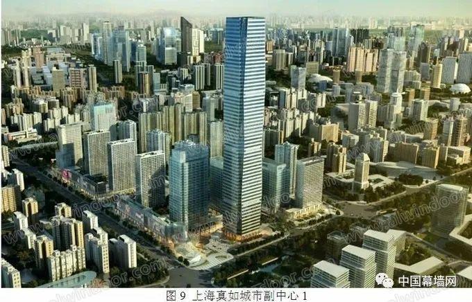 上海建筑幕墙的现状与发展_8