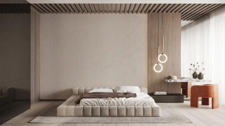 2021最新卧室设计|80款_6
