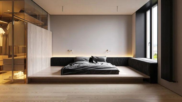 2021最新卧室设计|80款_8