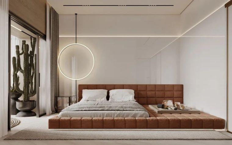 2021最新卧室设计|80款_10